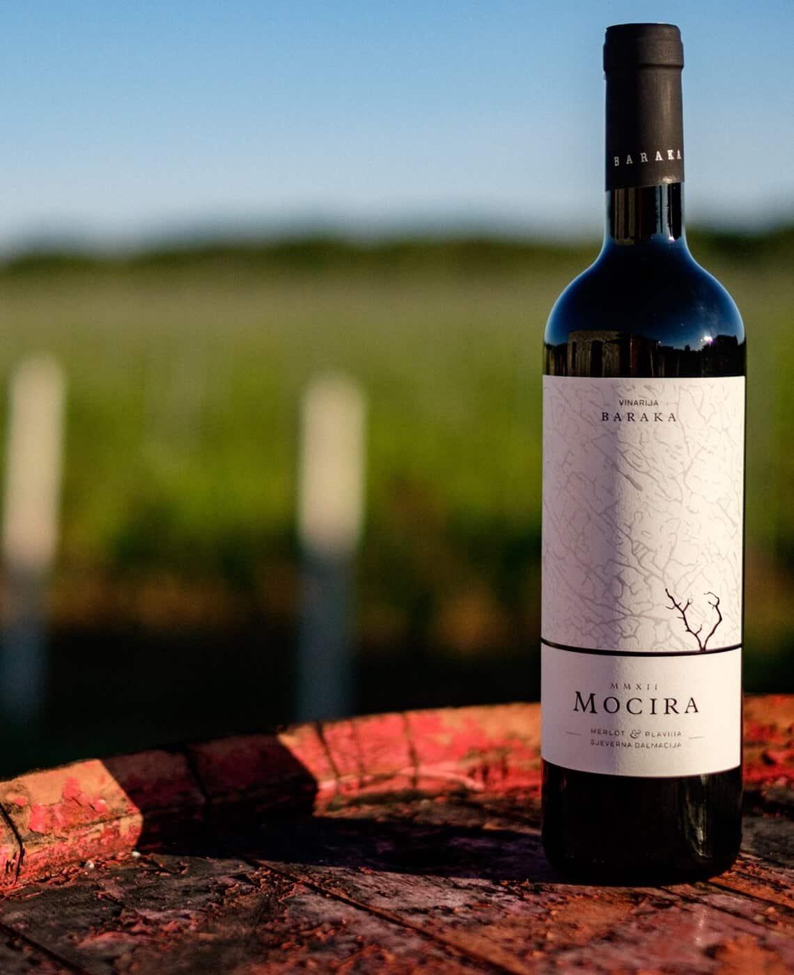 Wine drinker journal: Baraka lineup