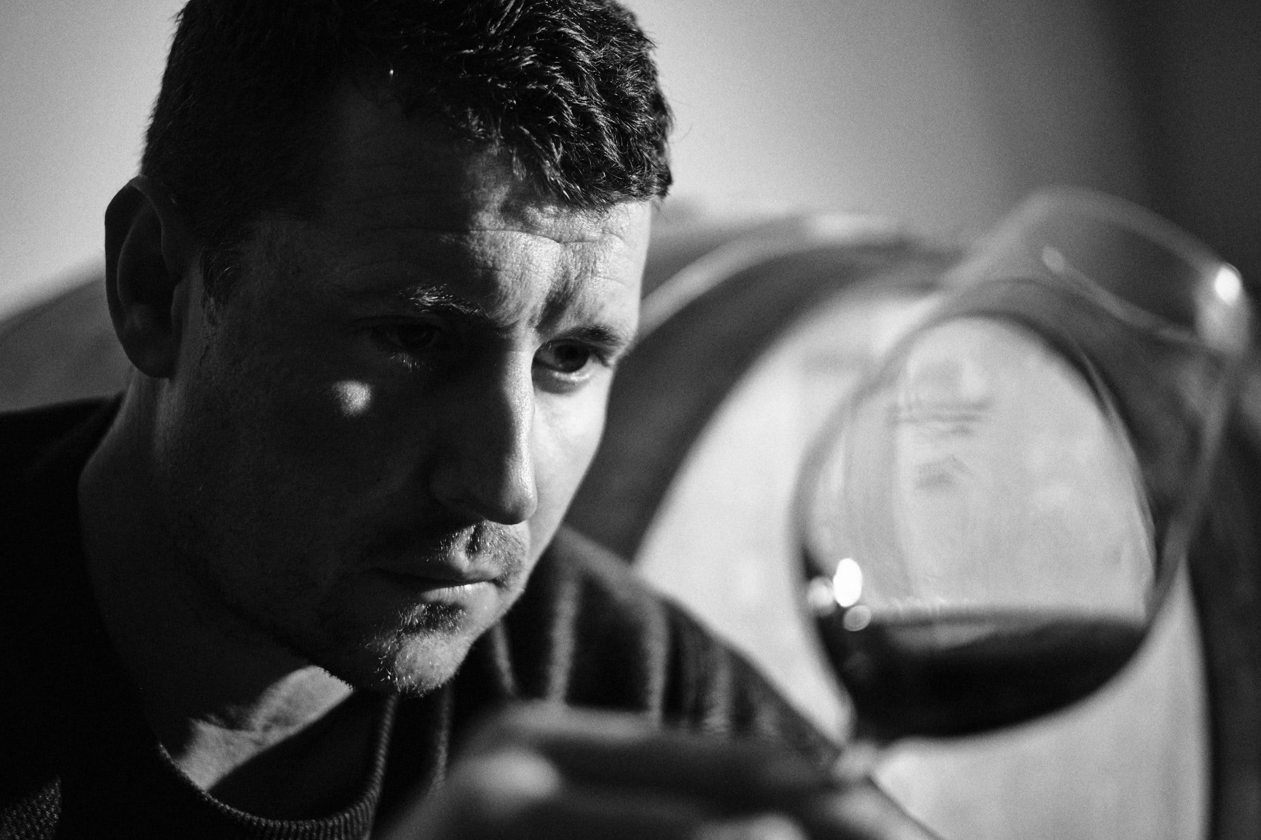 Filip Baraka, winemaker